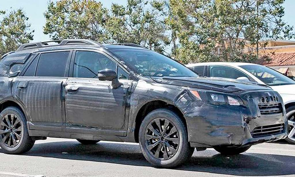 2015 Subaru Outback will be unveiled before the NY auto ...