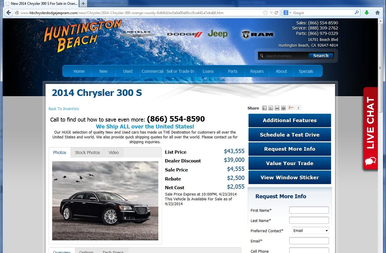Chrysler_300_Discount