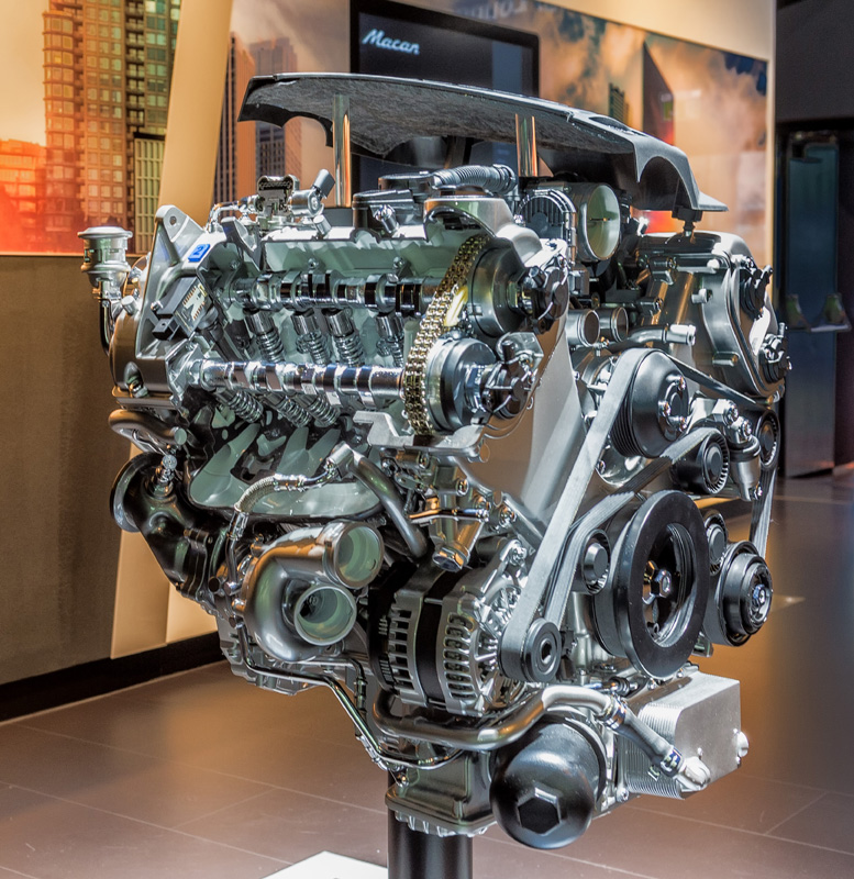 Business Analysis The Porsche 3 0l And 3 6l Twin Turbo