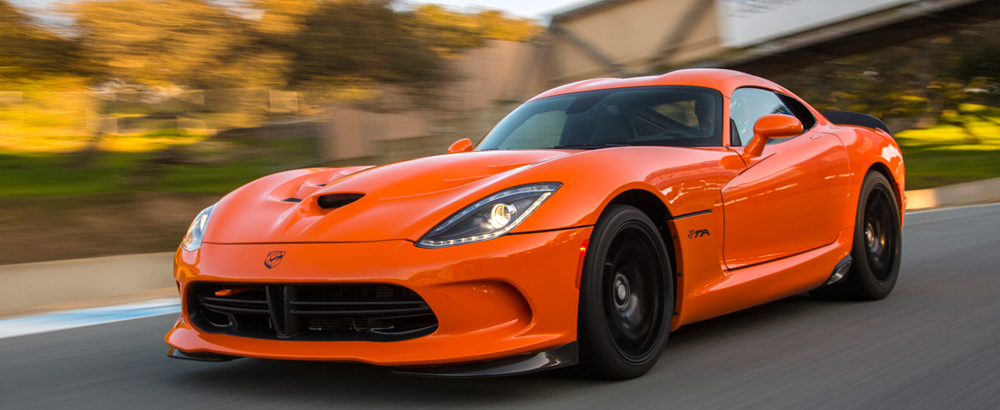 Insider Information: The Design of SRT Viper