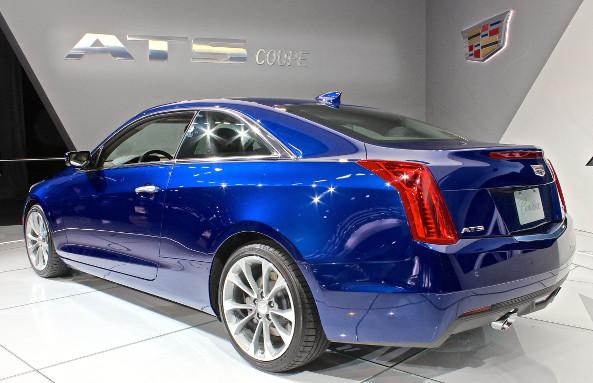 2015_Cadillac_ATS_Coupe_1
