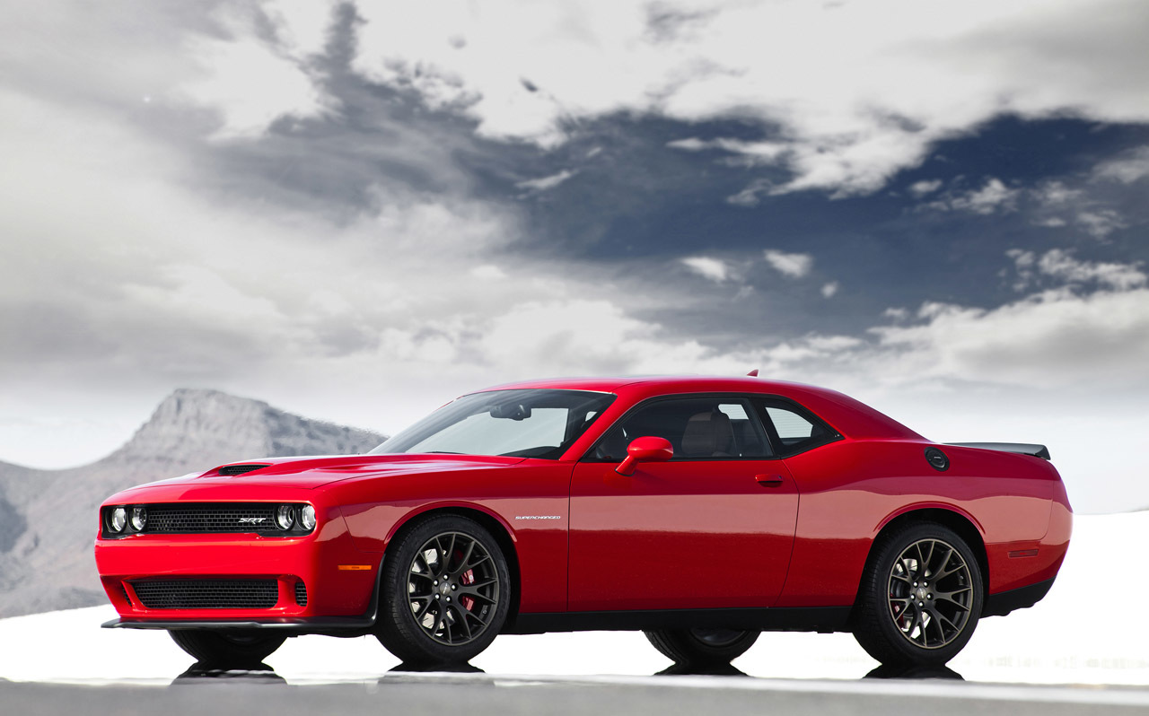 The First American Muscle Car That Breaks The 700HP Mark ...