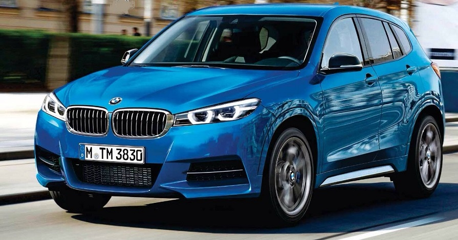 2016 Bmw X1 Rendering And Latest Information Youwheel