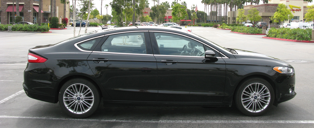 Test Drive Review: 2014 Ford Fusion SE 2.0L EcoBoost