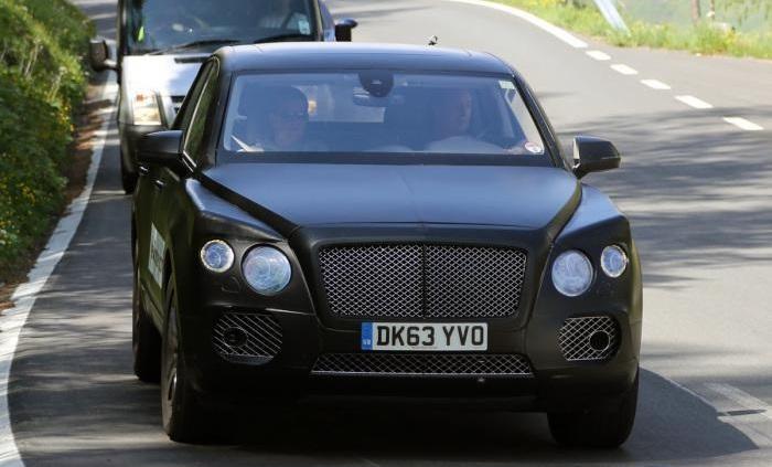 Bentley_SUV