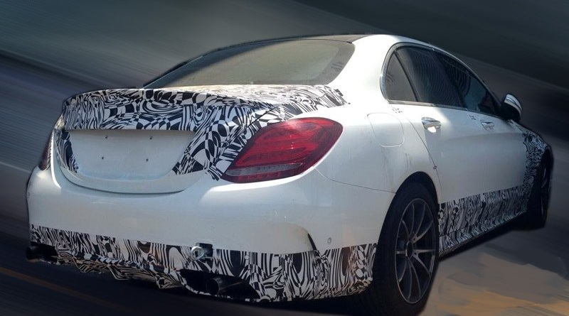 2016 Mercedes-Benz W205 C63 AMG: Latest Spy Shots and Information - YouWheel.com - Your Ultimate