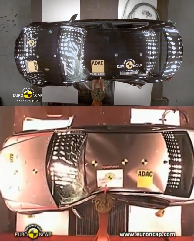 NCAP_Mercedes_CClass_Comparison_Side