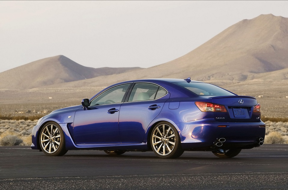 2008_Lexus_IS-F