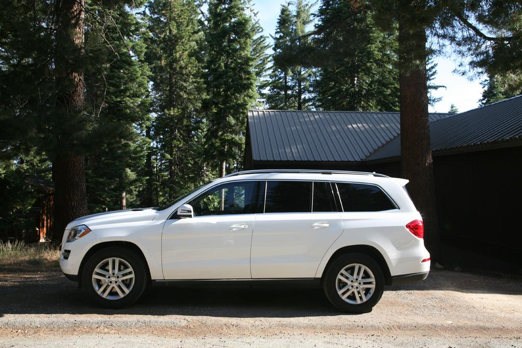 test drive review the 2014 mercedes benz gl450 part 1