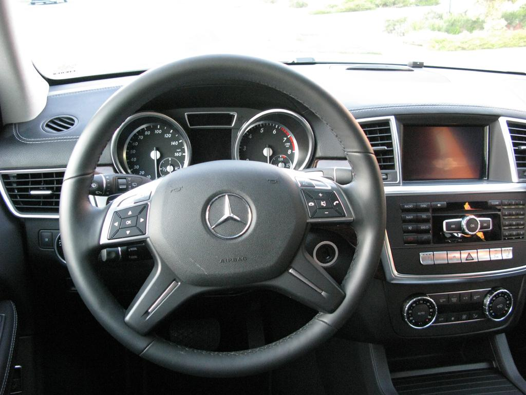 Test Drive Review: The 2014 Mercedes-Benz GL450 – Part 2 ...