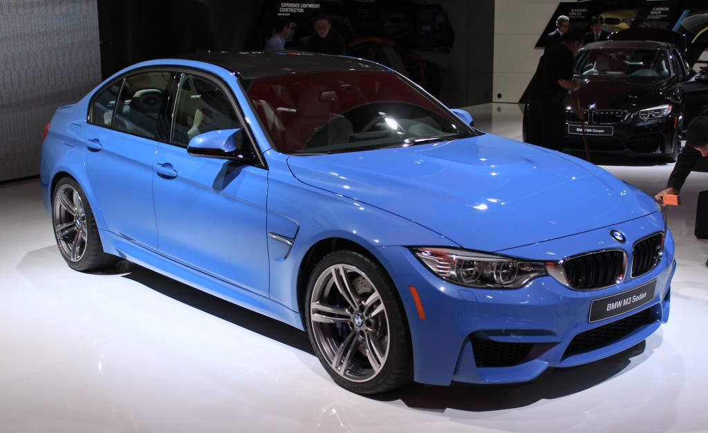 Extensive Technical Information BMW MM And The S Engine - 2015 bmw m3 sedan price