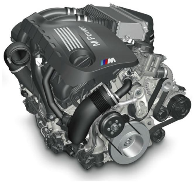 BMW_S55_Engine
