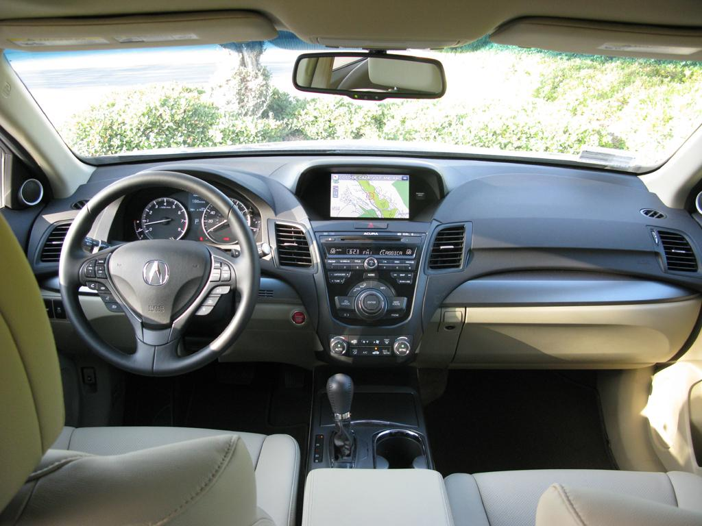 Acura 2014 acura mdx specs : Test Drive Review: 2014 Acura RDX – Part 3 (Interior - Gauges ...