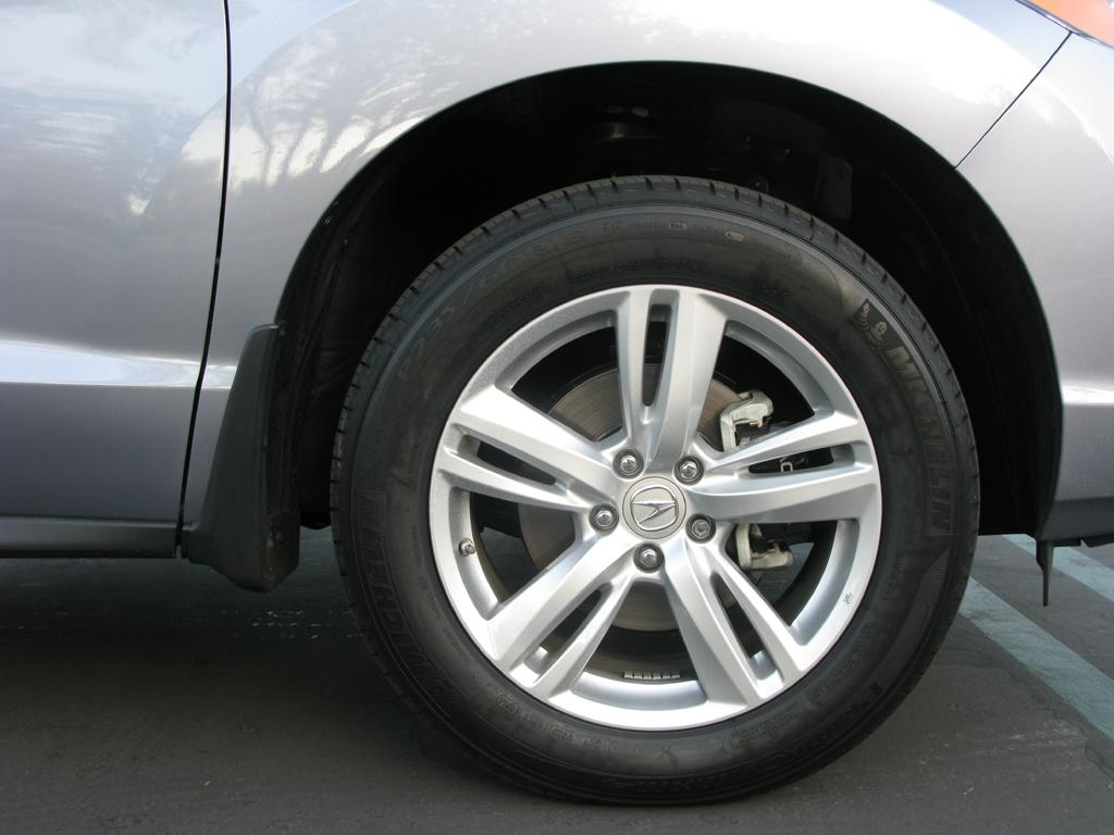 Test Drive Review Acura RDX Part Exterior YouWheelcom - Acura rdx tires