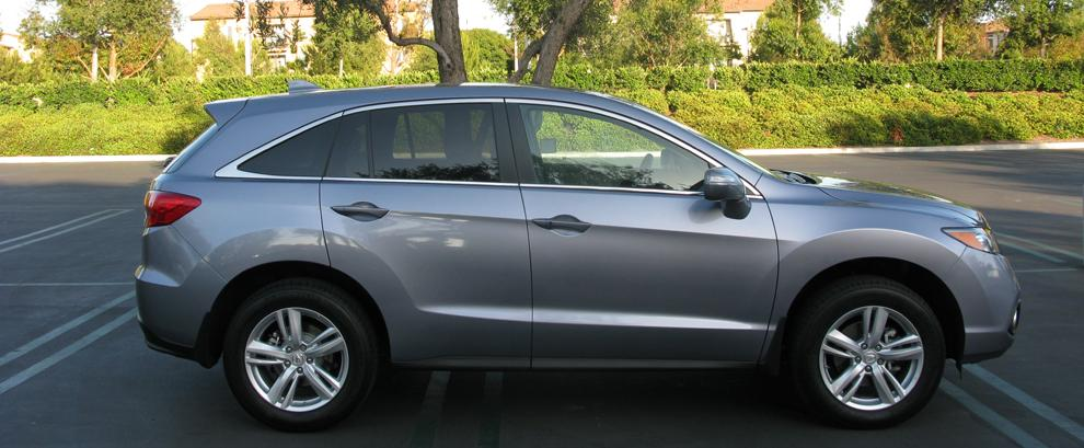 Test Drive Review: 2014 Acura RDX