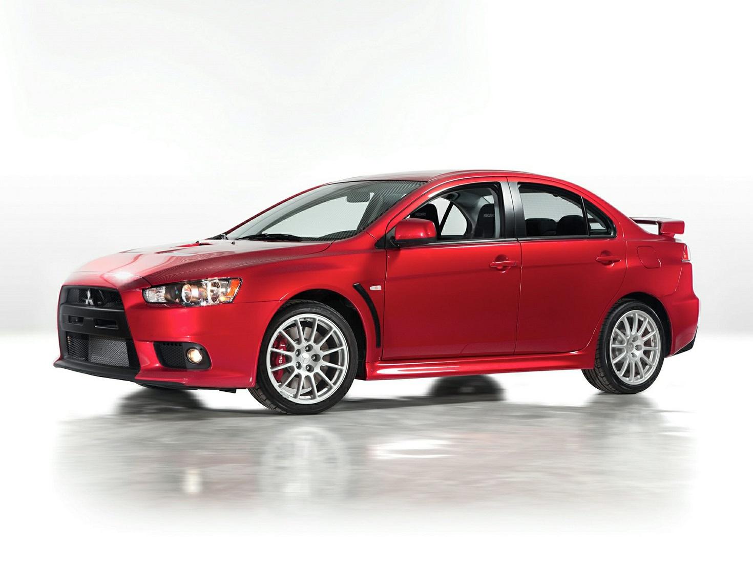 2014_Mitsubishi_Lancer_Evolution_GSR