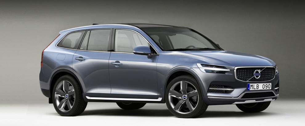 2015 XC90: Volvo