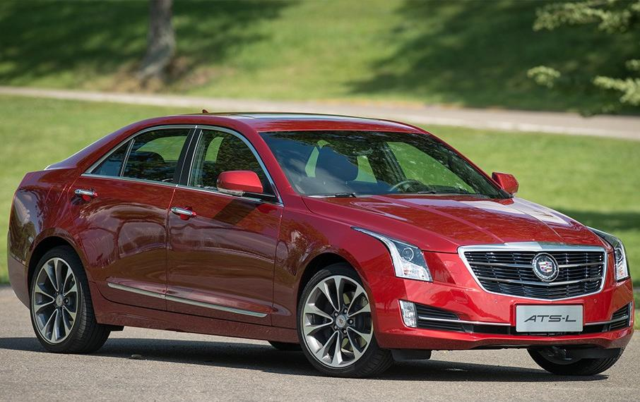 2015 Cadillac ATS Long-Wheel-Base Engine Specification Released ...