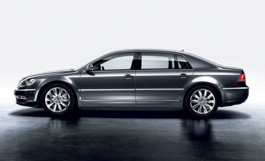 Next Volkswagen Phaeton Pushed Back to 2018, Will Keep Its ...