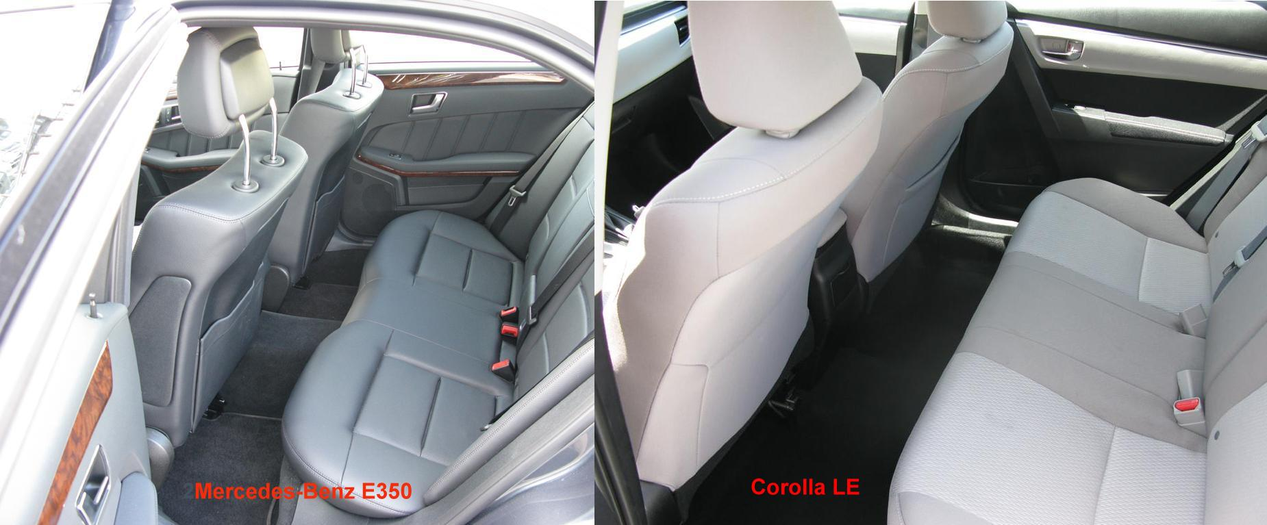 2014_Corolla_VS_E350_Review