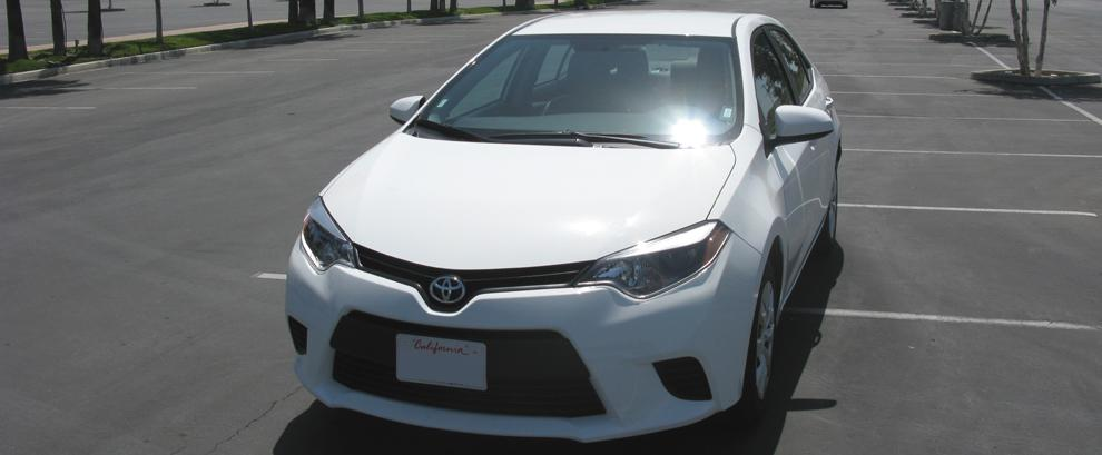 Test Drive Review: 2014 Toyota Corolla LE