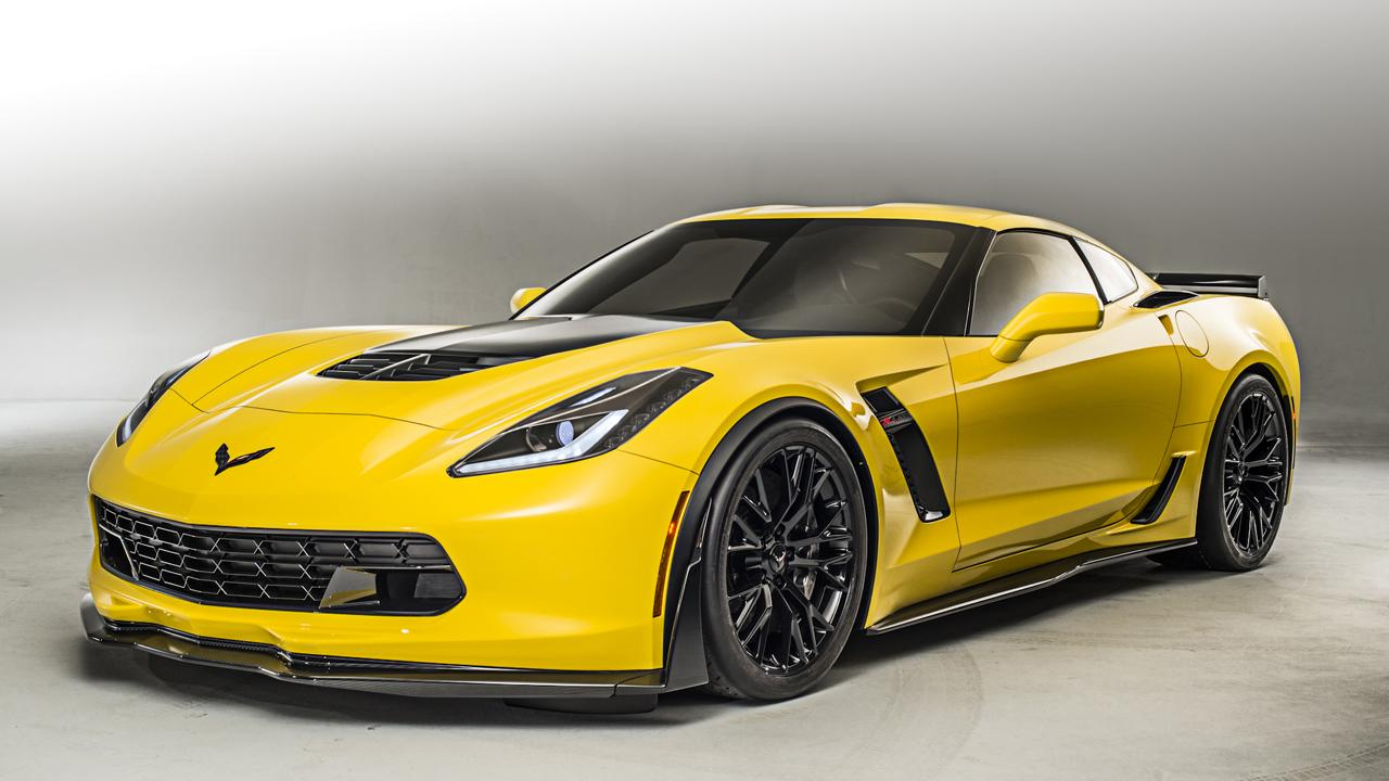 Mid-Engined Chevrolet Corvette Zora ZR1 Comes as 2017 Model - YouWheel