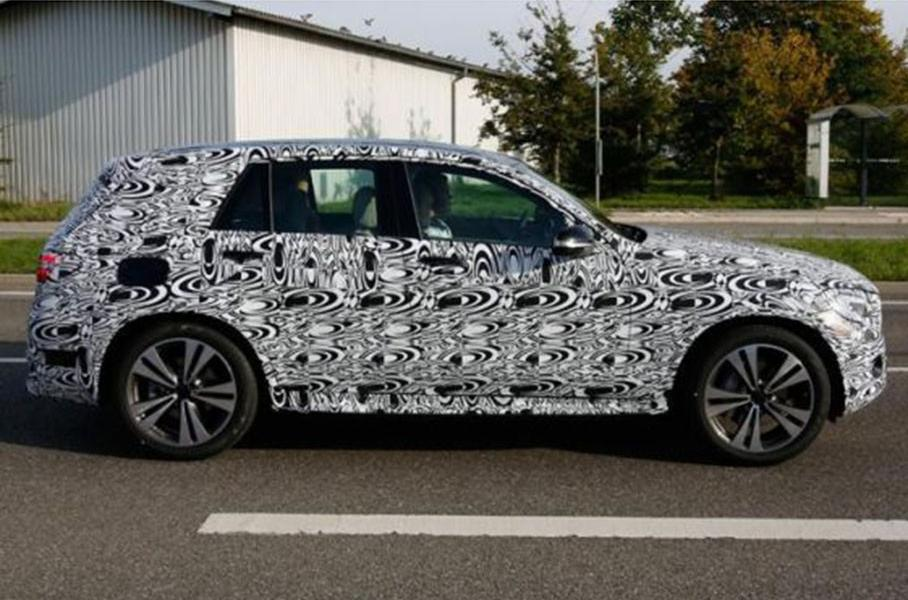 Mercedes benz glc spyshot 3 your ultimate for 2014 mercedes benz glc