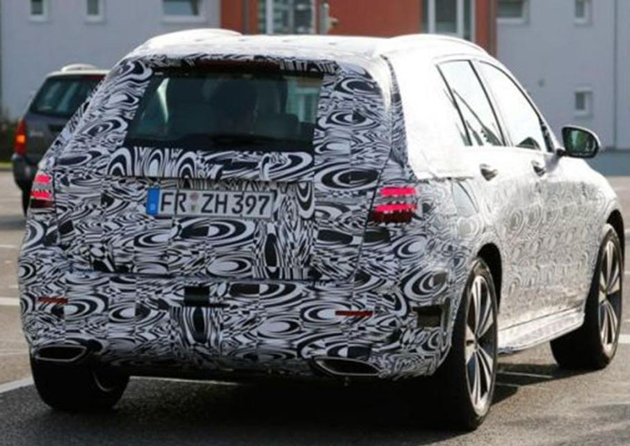 Mercedes benz glc spyshot 4 your ultimate for 2014 mercedes benz glc