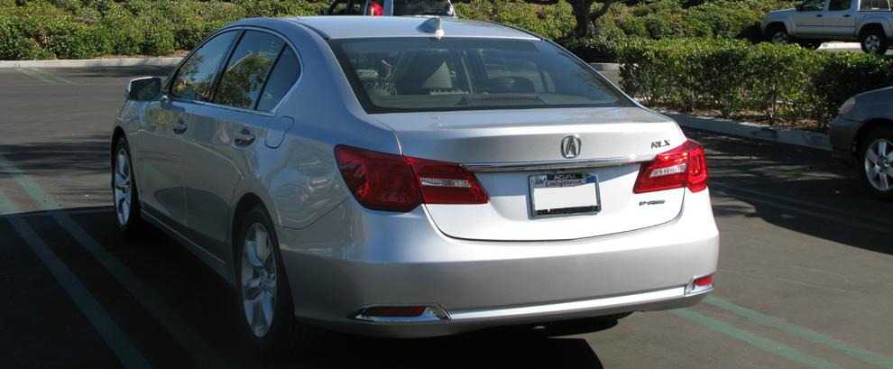 Test Drive Review: 2014 Acura RLX