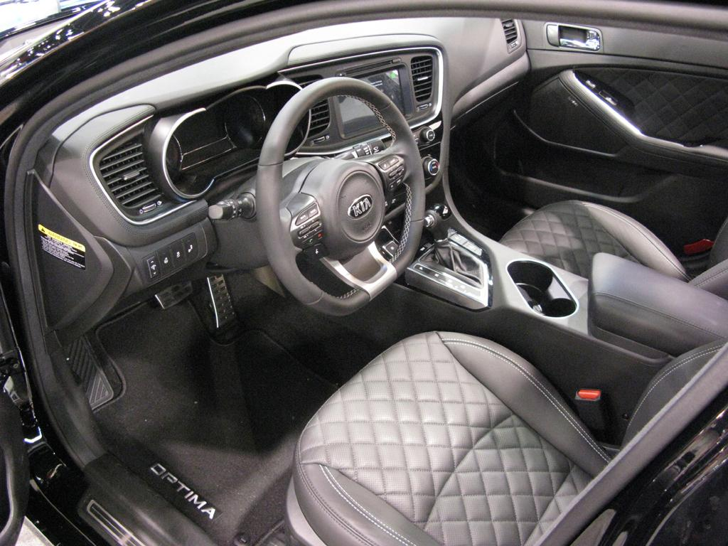 Kia your ultimate and professional car for All blacks interiors
