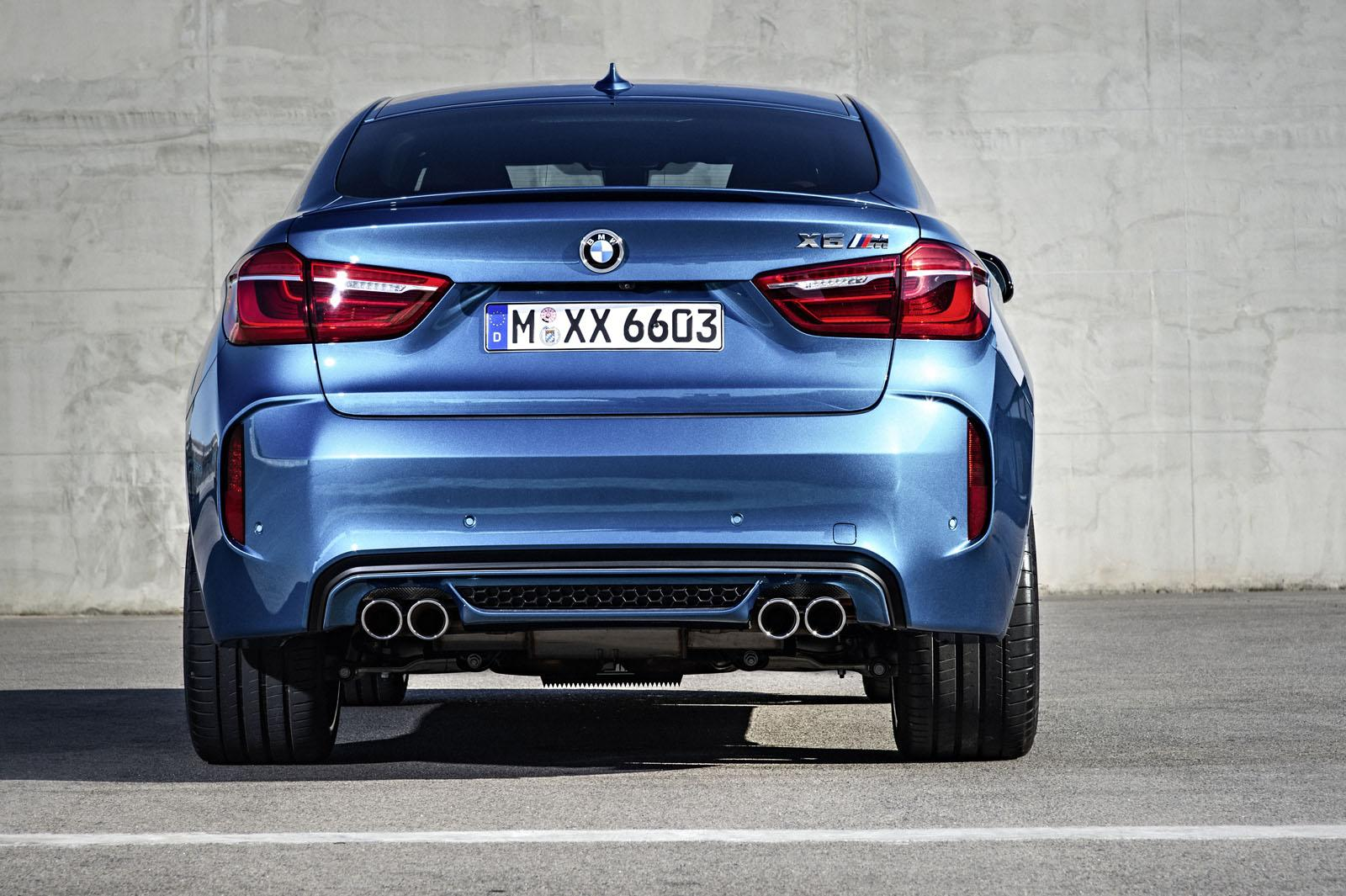2016 Bmw X5m And X6m Officially Revealed