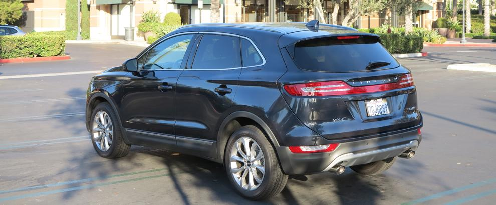 Test Drive Review: 2015 Lincoln MKC 2.3 EcoBoost