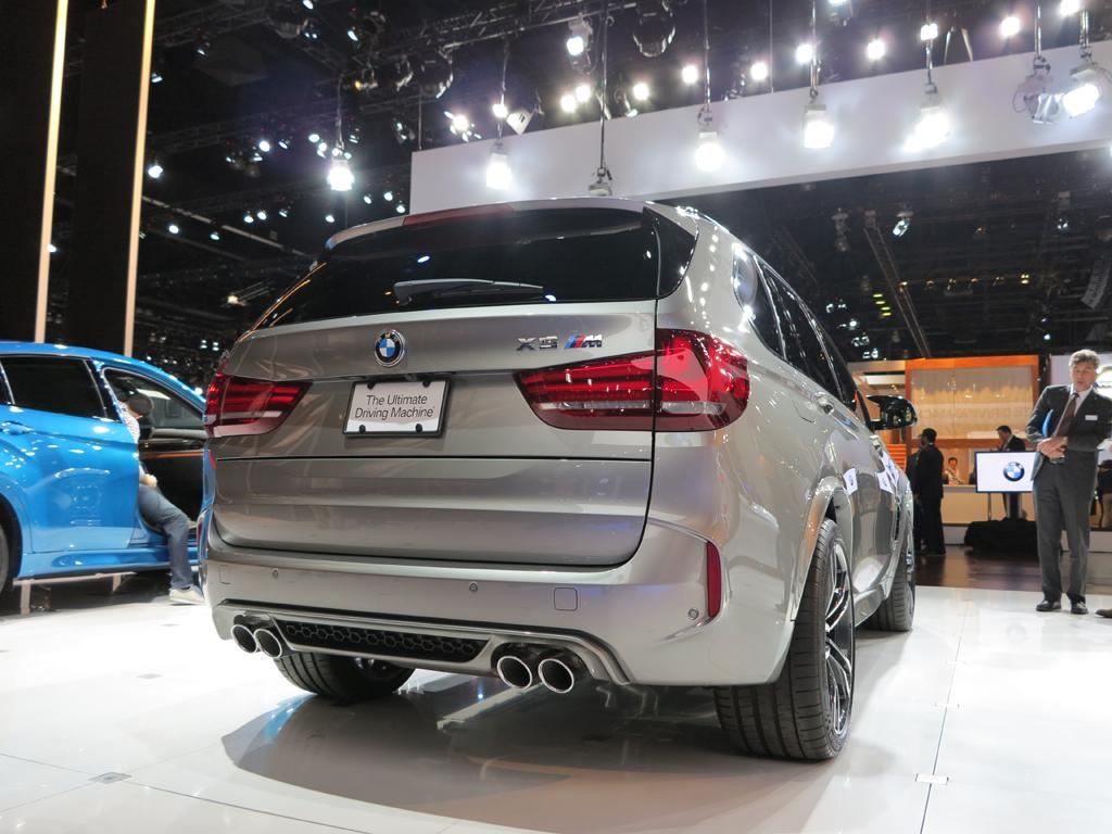 The 2016 Bmw X5m Amp X6m Lap The Track As Quick As The M3 Youwheel Com Your Ultimate And