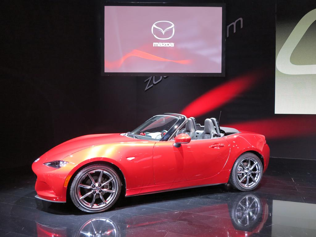 2016 Mazda MX-5 Miata Engine Bay: Less Upgrade Potential? - YouWheel ...