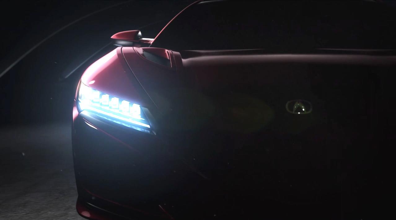 2016_Acura_NSX_Teaser_4