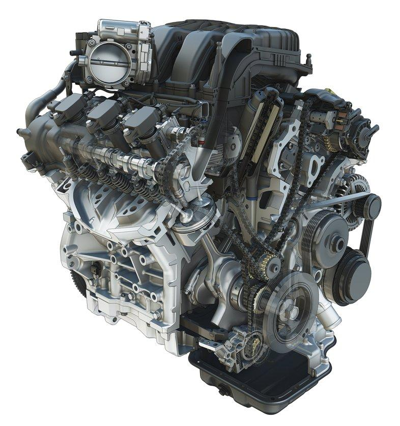 Chrysler Petrol Engine Get Direct Injection And