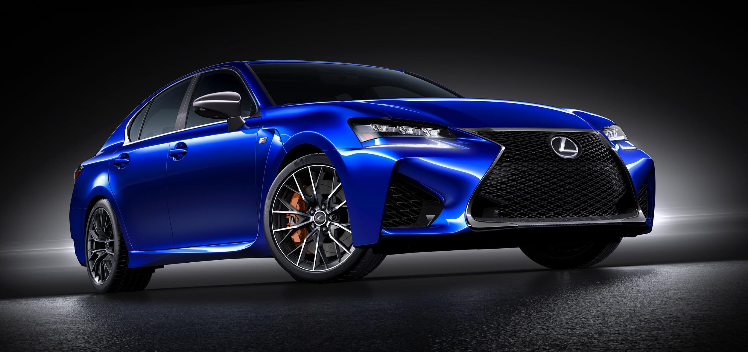 2016_Lexus_GS-F_1