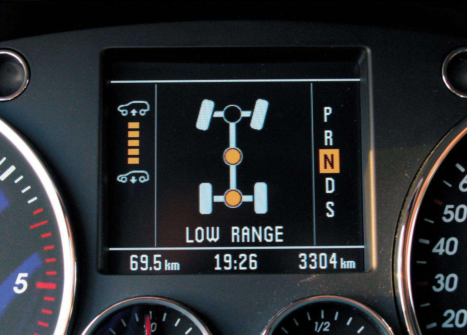 2003_VW_Touareg_AWD_Display