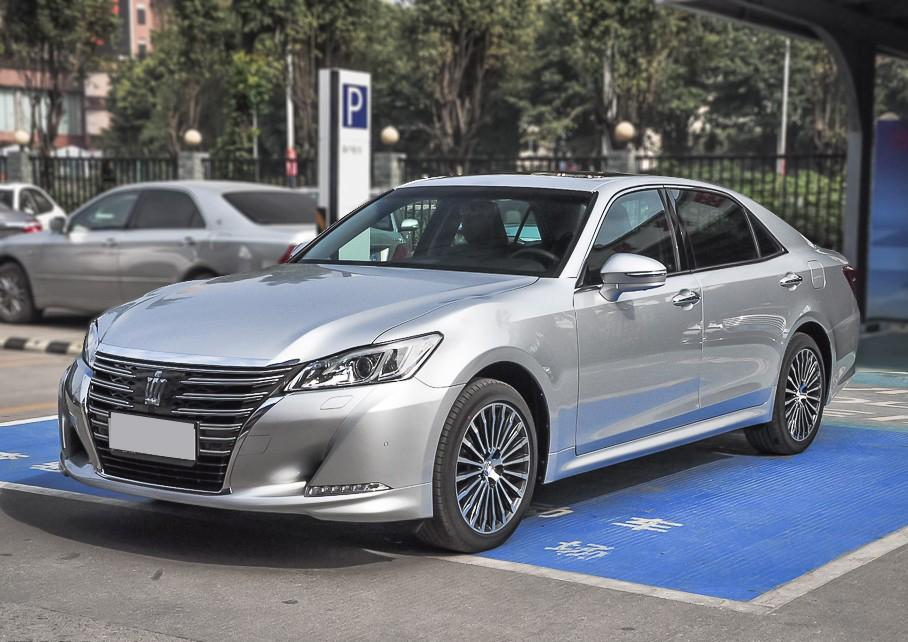 Toyota Crown Majesta 2016 2017 2018 Best Cars Reviews