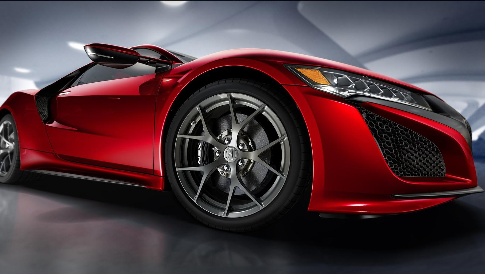 Acura NSX Type R Coming in 2018 - YouWheel.com - Car News and Review