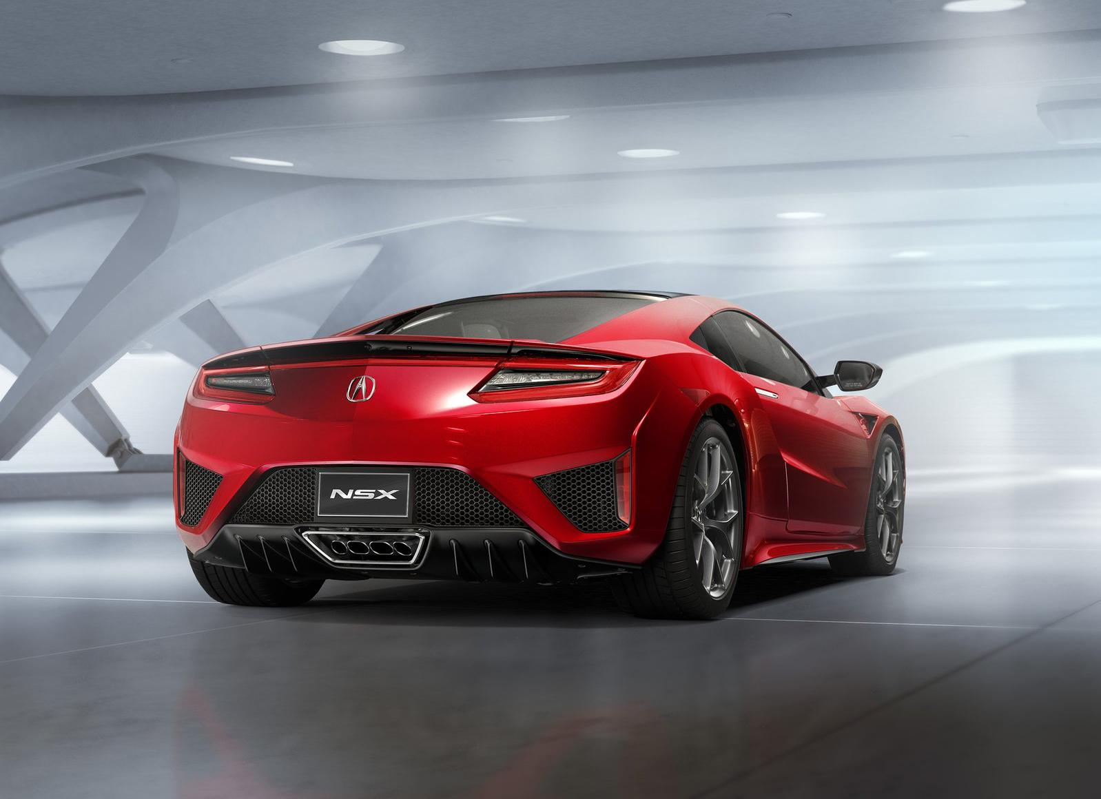 ... progress and keep you updated with any latest news on the Acura NSX