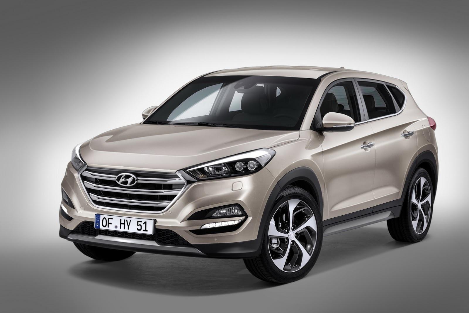 2016 Hyundai Tucson 1 The