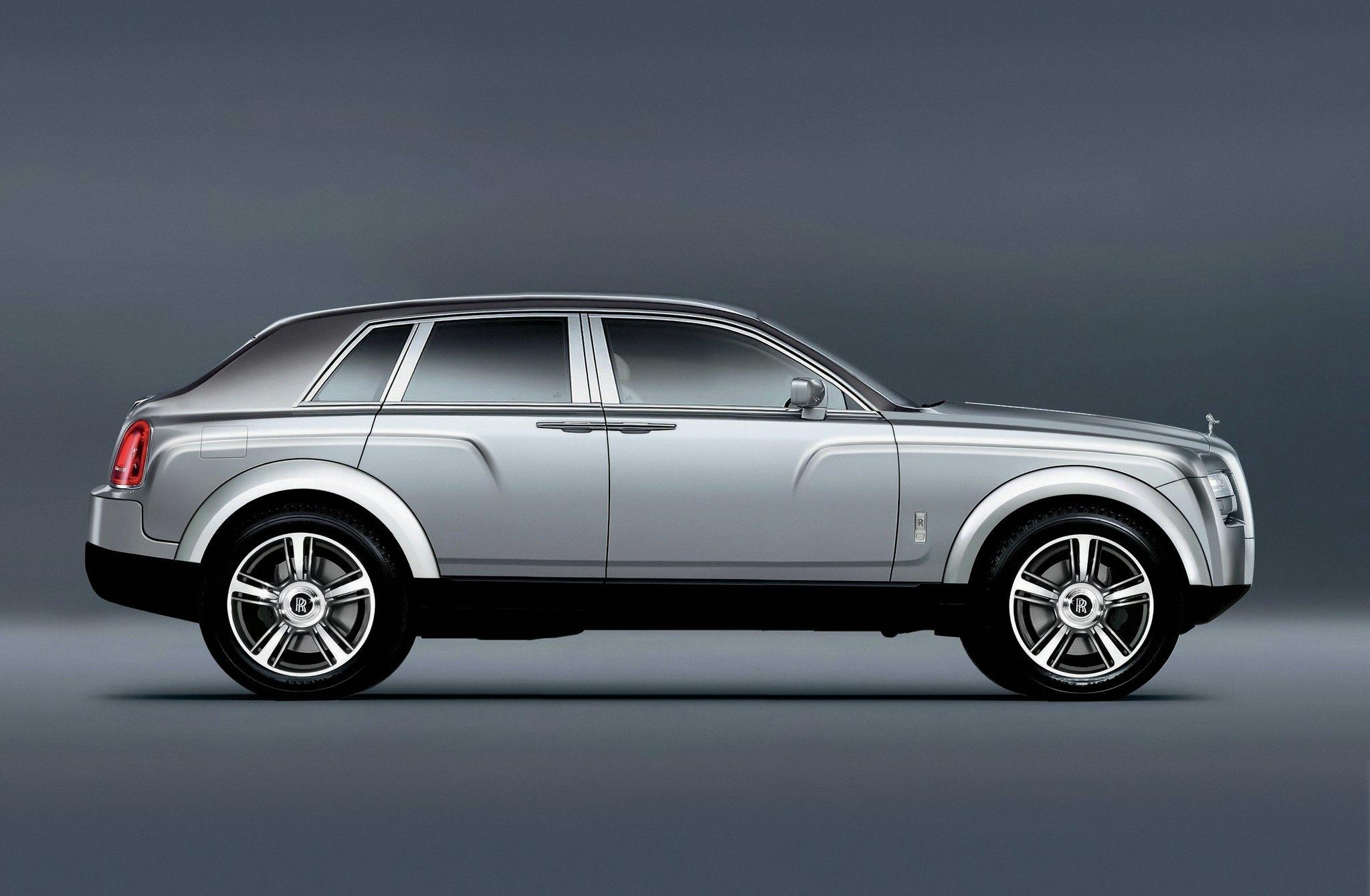 Rolls Royce Suv Will Be Significantly Different Than The