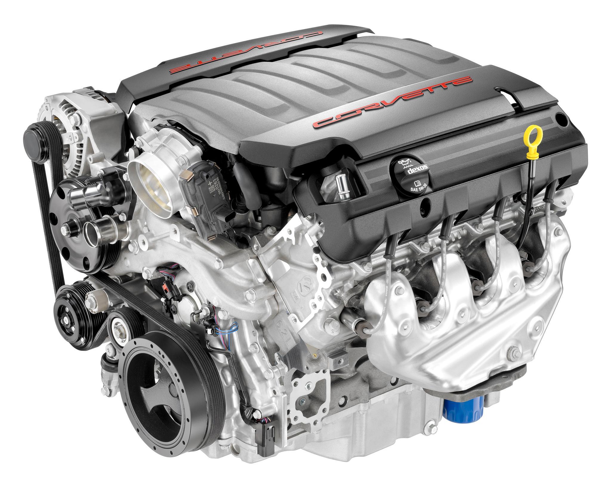 2014_Chevrolet_Corvette_LT1_V8