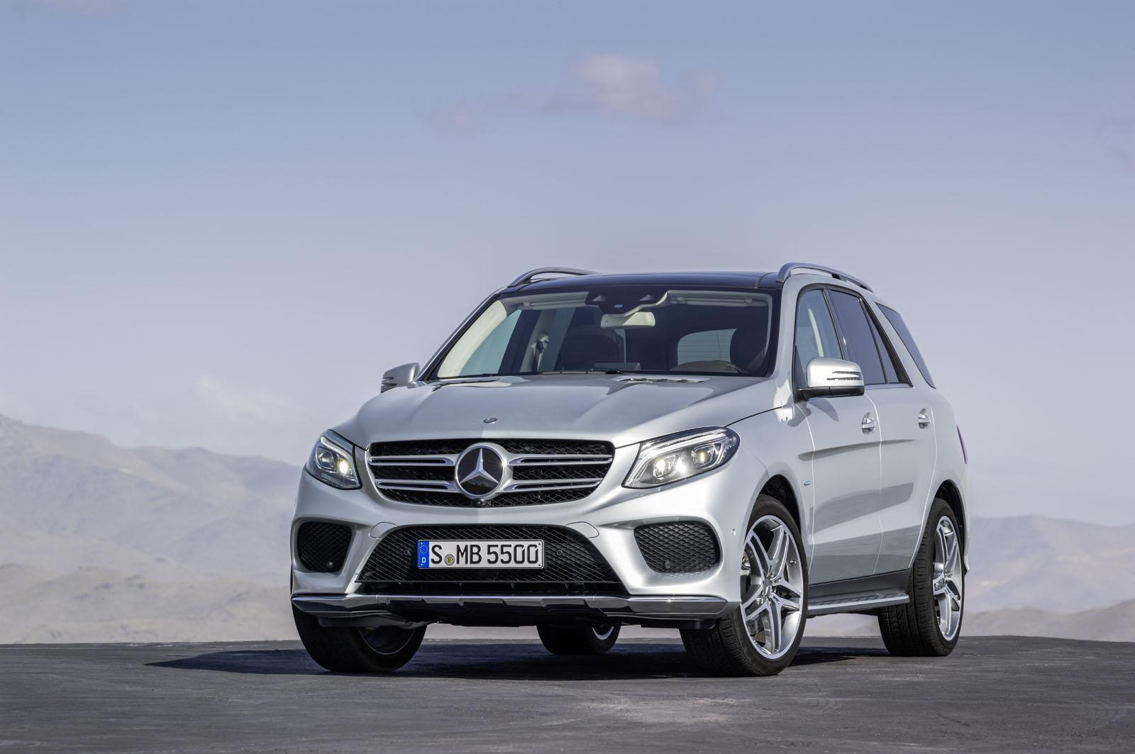 Officially Announced: The 2016 Mercedes-Benz GLE Class