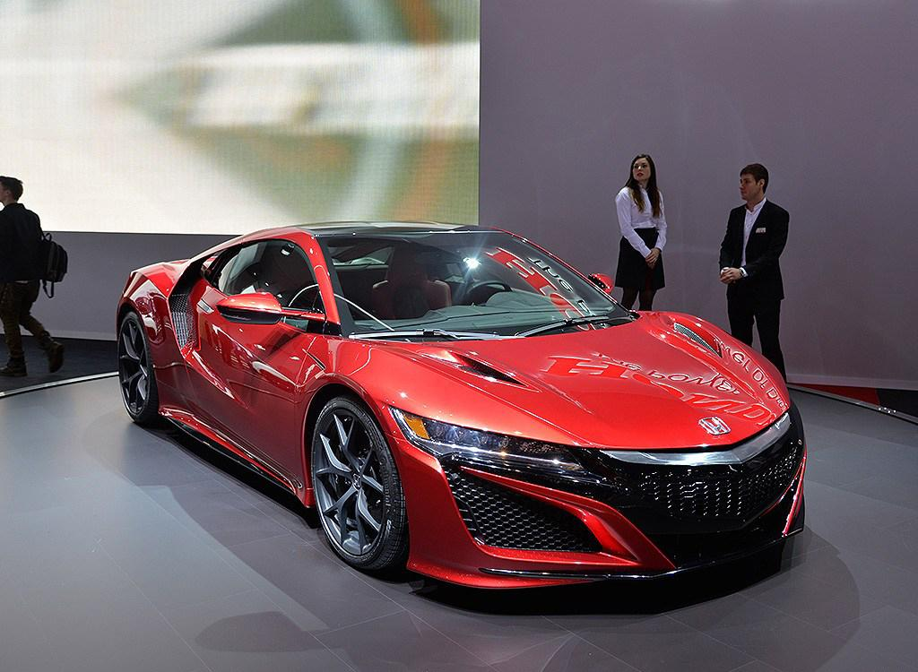 Live from Geneva: the 2016 Honda NSX (with 19 HD Photos ...
