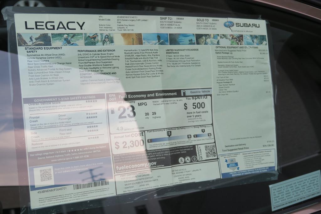 2015_Subaru_Legacy_3.6R_2