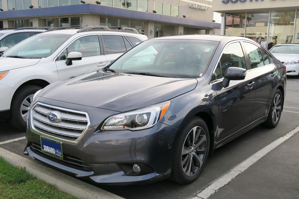 Subaru Legacy 3.6 R >> Brief Analysis: The 2015 Subaru Legacy 3.6R Limited ...