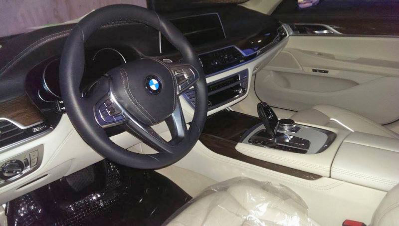 Exclusive Details The All New 2016 BMW 750i XDrive