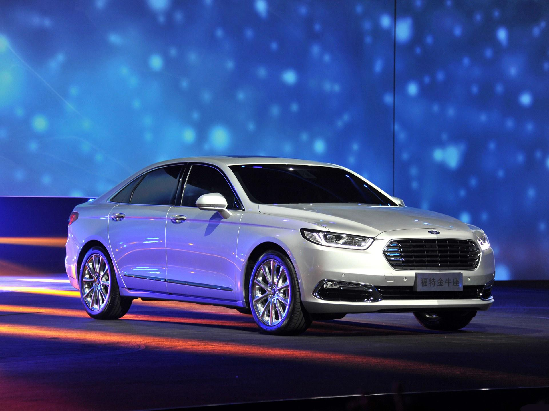 2017 Ford Fusion 2 0 Ecoboost >> Exclusive: More Details about the 2016 Ford Taurus - YouWheel.com - Your Ultimate and ...